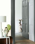 Little Greene Wandfarbe Loft White 222 Wohnung Wohnungsbeispiel Wand Farbe Weiß