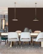 Little Greene Wandfarbe Chimney Brick hochwertige Farbe Schlafzimmer Wohnzimmer Esszimmer