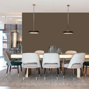 Little Greene Wandfarbe Furrow hochwertige Farbe Schlafzimmer Wohnzimmer Esszimmer