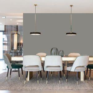 Little Greene Wandfarbe Gray Tale hochwertige Farbe Schlafzimmer Wohnzimmer Esszimmer