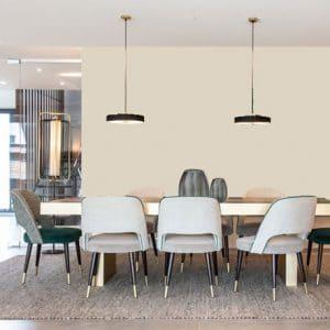 Little Greene Wandfarbe Limestone hochwertige Farbe Schlafzimmer Wohnzimmer Esszimmer