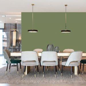 Little Greene Wandfarbe Olive Colour 72 Als Tester Hoate