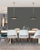 Little Greene Wandfarbe Scree hochwertige Farbe Schlafzimmer Wohnzimmer Esszimmer