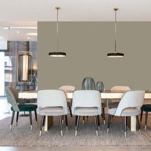 Little Greene Wandfarbe Serpentine hochwertige Farbe Schlafzimmer Wohnzimmer Esszimmer