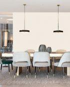 Little Greene Wandfarbe Tusk hochwertige Farbe Schlafzimmer Wohnzimmer Esszimmer