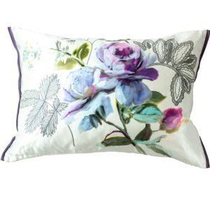 Designers Guild Kissen Camille Viola Lila Muster Floral