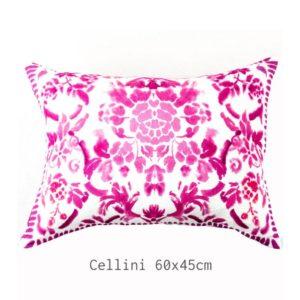 Designers Guild Kissen Cellini Schiaparelli Pink Muster Batik