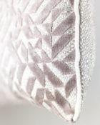 Designers Guild Kissen Dufrene Quartz Taupe Muster