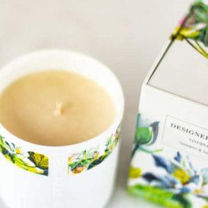 ✓Exklusive Duftöle ✓ Langanhaltendes Aroma ✓Hochwertige Duftkerzen im Glas von Designers Guild Duft Candle Blumen Pflanzen