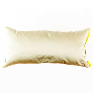 Designers Guild Kissen Lisse Cushion Buttermilk Gelb Seide