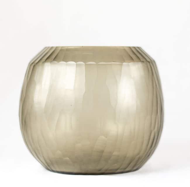 Guaxs Vase Malia Medium Taupe