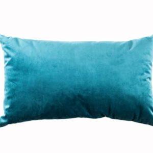 Designers Guild Kissen Trentino Teal Blau