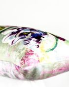 Designers Guild Kissen Tulipa Stellata Fuchsia Lila Blumenmuster