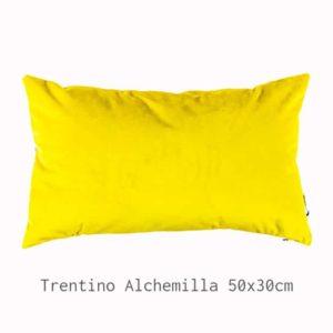Designers Guild Kissen Trentino Alchemilla Gelb Dekokissen Rechteck Gelb Senfgelb