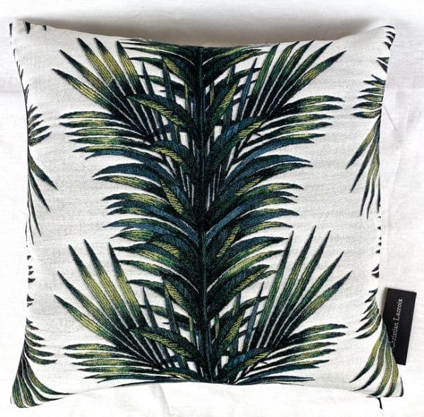 Designers Guild Kissen Goya Vert Buis Couchdeko Kissenguide mit Kissen dekorieren Kissen richtig arrangieren Dekokissen für Couch und Bett Sofa mit Kissen dekorieren