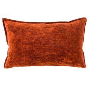 Designers Guild Rivoli Saffron rotes Kissen Couchdeko Kissenguide mit Kissen dekorieren Kissen richtig arrangieren Dekokissen für Couch und Bett Sofa mit Kissen dekorieren