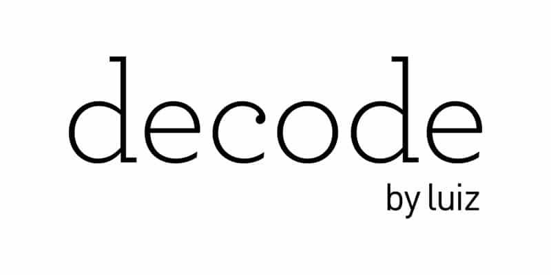 Decode by Luiz Logo