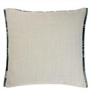 Designers Guild Deko Kissen Jeanneret Ocean Couchdeko Kissenguide mit Kissen dekorieren Kissen richtig arrangieren Dekokissen für Couch und Bett Sofa mit Kissen dekorieren