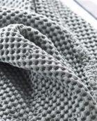 Designers Guild Decke Alba Pale Grey Throw Tagesdecke Dekodecke Weich Gemütlich