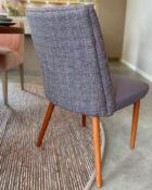 Designers Guild Stuhl Samba Lila Esstisch Stuhl Essstuhl Esszimmerstuhl