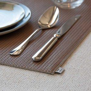 Hoaté Tischset Cigar Tisch decken Tischgedeck hochwertiges Ledertischset