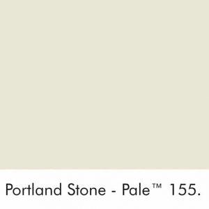 Little Greene Wandfarbe Portland Stone Pale kalte Farbe hellgrün hochwertige Farbe Schlafzimmer Wohnzimmer Esszimmer