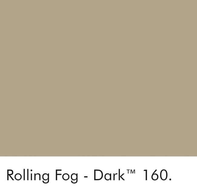 Little Greene Wandfarbe Rolling Fog Dark warme Farbe braun hochwertige Farbe Schlafzimmer Wohnzimmer Esszimmer