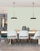 Little Greene Wandfarbe Pearl Colour 100 Wandfarbe erfrischend Wandfarbe Mint-Grün Wandfarbe Pastelltöne
