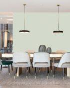 Little Greene Wandfarbe Pearl Colour 100 Kühle Farbtöne Kühle Wandfarbe Kühle Wandfarbe Mint