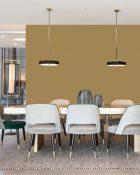 Little Greene Wandfarbe Stone Dark Warm 36 Wandfarbe beige Wandfarbe Dunkelbraun Wandfarbe Schlafzimmer
