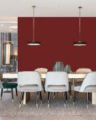 Wandfarbe Farbe Verpackung PackagingLittle Greene Wandfarbe Bronze Red warme Farbe Rot hochwertige Farbe Schlafzimmer Wohnzimmer Esszimmer Little Greene Wandfarbe Bronze Red 15 Akzent Wandfarbe Dunkelrot Dunkelrote Wandfarbe Edle Wandfarbe