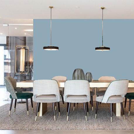 Little Greene Wandfarbe Grey Stone 276 Farbe Little Greene Intensive Grau Blaue Wandfarbe Kühle Wandfarbe
