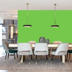 Little Greene Wandfarbe Phthalo Green 199 Grüne Neon Wandfarbe Kontrast Wandfarbe Kräftiges Grün Wandfarbe