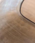 Detail Serie Guaxs Yava Smokegrey Guaxs Online Shop Guaxs Teelichthalter Guaxs Glasvase Guaxs Windlicht Rauchglas Rillenstruktur